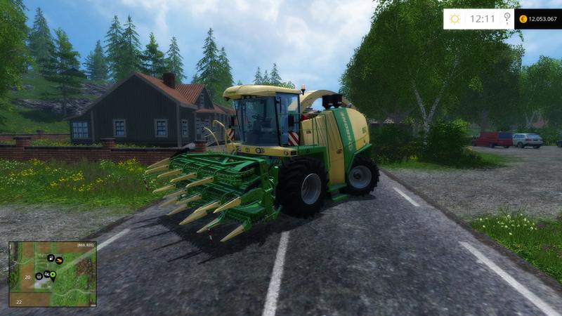 CROWN BIGX 1100 V 1 0 combine