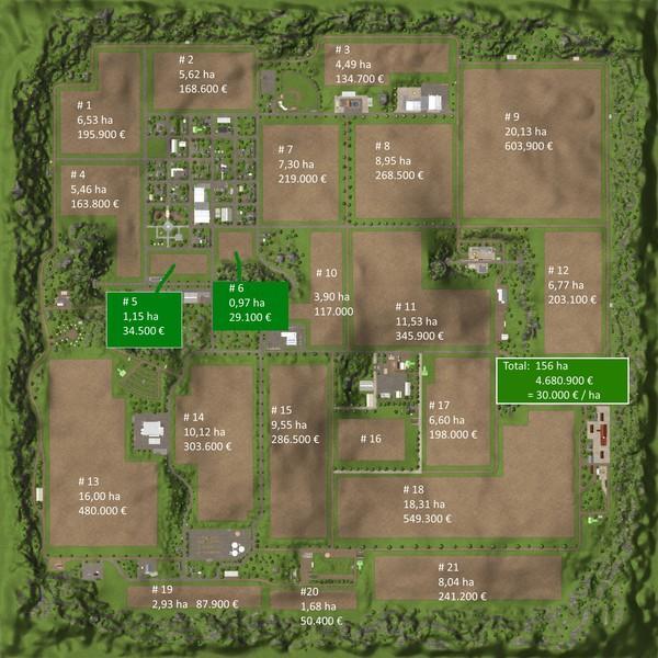 Field data v1 0 mod farming simulator 2017 2015 15 17 ls mod
