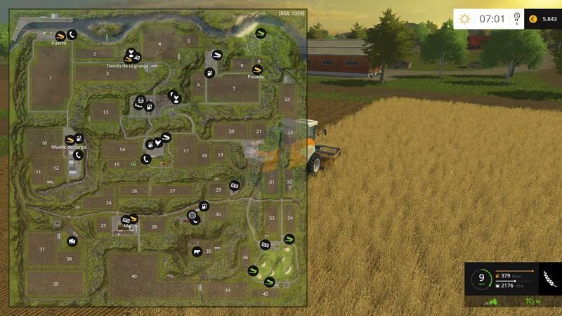 Hagenstedt fs 2015 v 1 0 map farming simulator 2015 15 ls mod