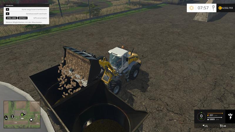 BGAextension V 3 0 mod - Farming simulator 2019 / 2017