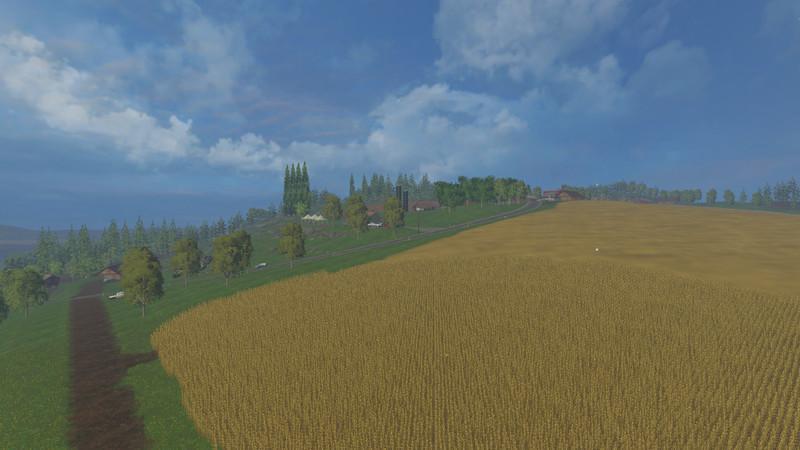 BIG IN BJORNHOLM V05 BETA MAP Farming simulator 2017 2015