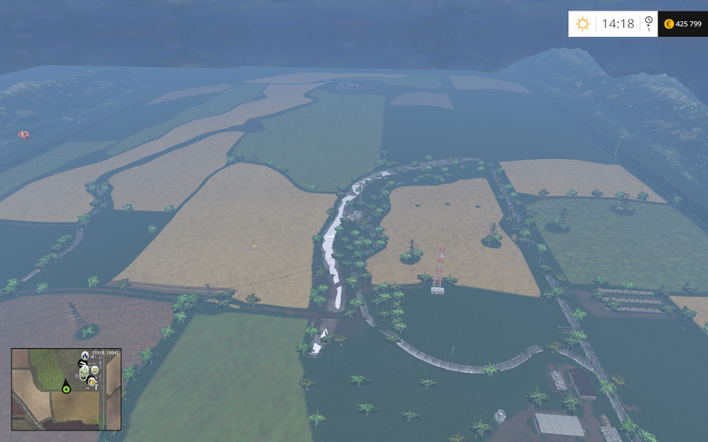 Big Polish Farm V 10 for FS 15 Farming simulator 2017 2015