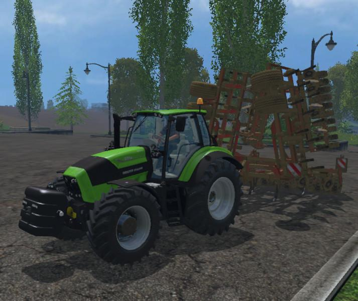 deutz gewicht 1500kg mod v1 0 farming simulator 2019. Black Bedroom Furniture Sets. Home Design Ideas