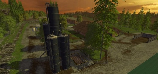 SOUTHERN NORWAY FIXED MAP LS Farming Simulator - Southern norway map fs15