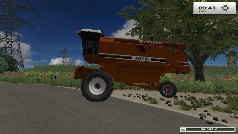 FIATAGRI 3550 AL V0 9 for FS 15