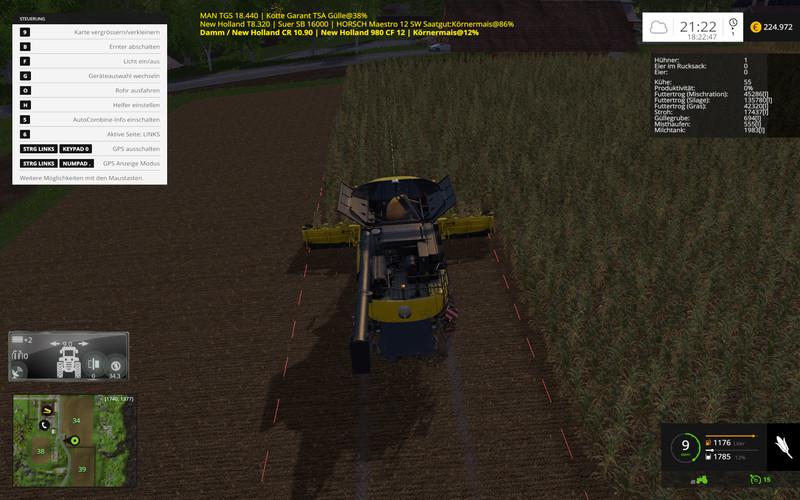 скачать мод инспектор для Farming Simulator 2017 - фото 5