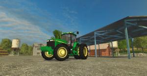 John Deere 8400 Tractor V1 0 (2)