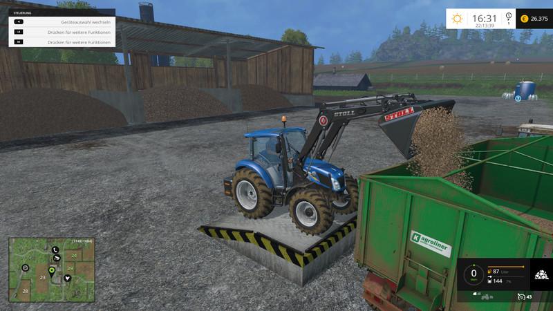 Loading Ramp V 1 0 For Fs 15 Farming Simulator 2019