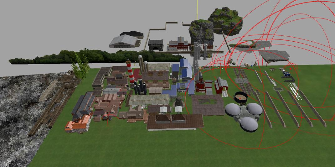 MY BLANK STARTER MAP For FS Farming Simulator - Norway map fs 15