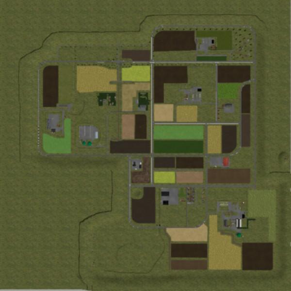 NETHERLANDS SPECIAL V10 MAP Farming simulator 2017 2015 15