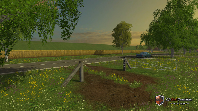 Nederland Map V 13 Farming simulator 2017 2015 15 17 LS mod