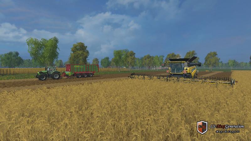 Nederland Map V 12 Farming simulator 2017 2015 15 17 LS mod