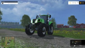 Nh T8 Green Plus Tractor V 1 2 (6)