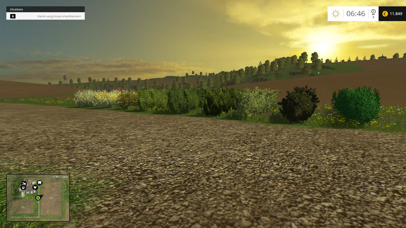 Placeable Hedges V 1 0 for FS 15