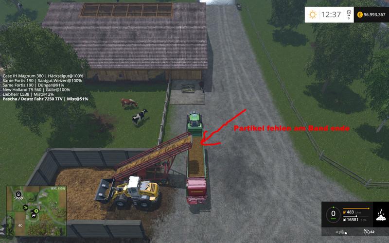 Silo Conveyor Belt Mod V 2 6 0 Farming Simulator 2015