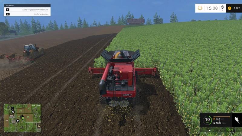 Farming simulator 2015 canola