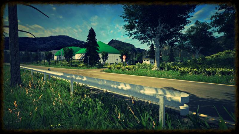 Agrocom Map V 10 Farming simulator 2017 2015 15 17 LS mod