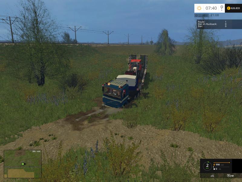 скачать моды для Farming Simulator 2017 балдейкино - фото 4