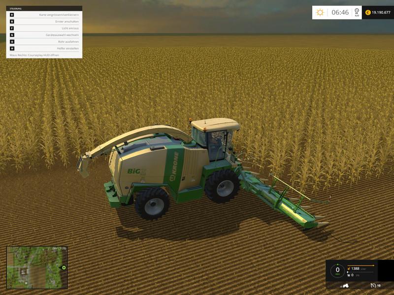 Big Farm V 095 for FS 2015 Farming simulator 2017 2015 15