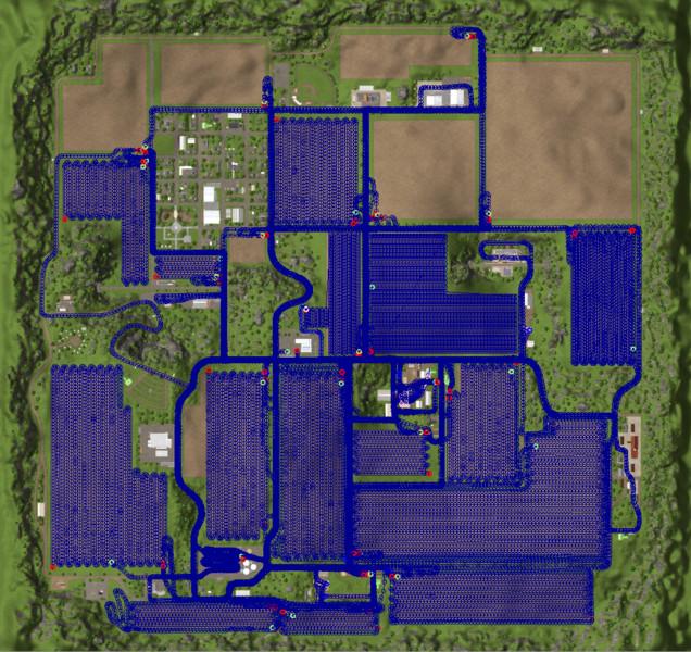 CP Westbridge Hills V 1 0 for FS 15 - Farming simulator 2019 / 2017