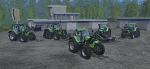 Deutz Fahr 7250 TTV Fl tractor V 1 2 FL QuadTrac (2)