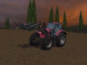 Deutz Fahr 7250 TTV Fl tractor V 1 2 FL QuadTrac (3)