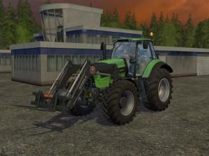 Deutz Fahr 7250 TTV Fl tractor V 1 2 FL QuadTrac (4)