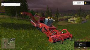 GRIMME TECTRON 415 WIDE V1 0 for FS 15 (4)