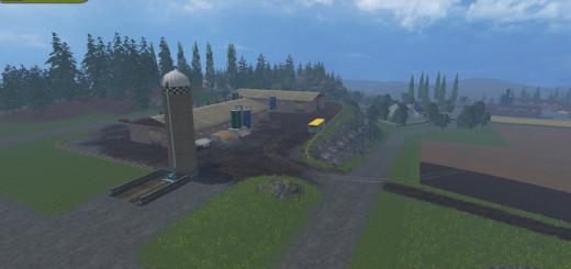 Silage Silo - Farming simulator 2019 / 2017 / 2015 Mods