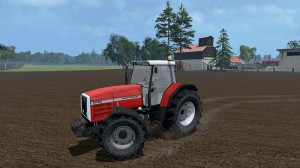 Massey Ferguson 8140 Tractor V 1 0 (2)