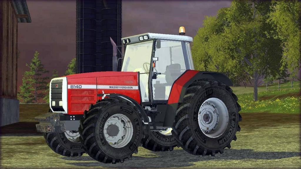 Massey Ferguson 8140 Tractor V 2 0