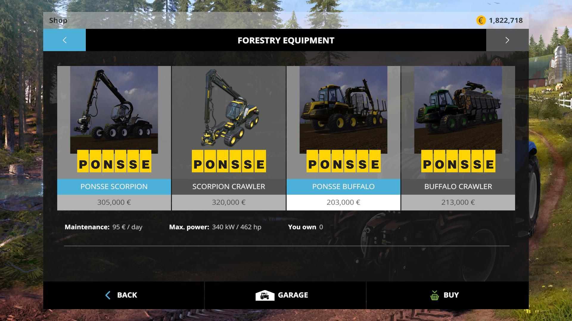 PONSE PACK A DOUBLE ROUES V1 for FS 2015