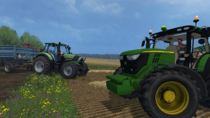Tractors Mods Pack For transporting Grains FS 15 (2)