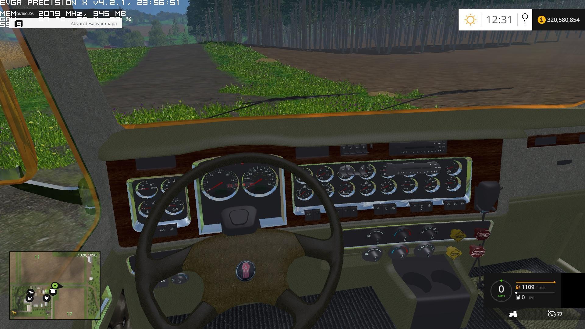 CAT KT2000 Truck V1 0 - Farming simulator 2019 / 2017 / 2015 Mod