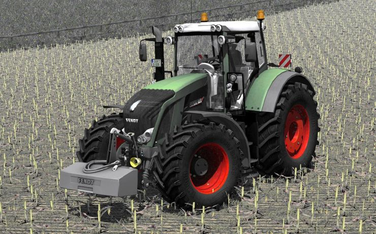 Fendt 828 Vario Tractor V4 1 Farming Simulator 2019
