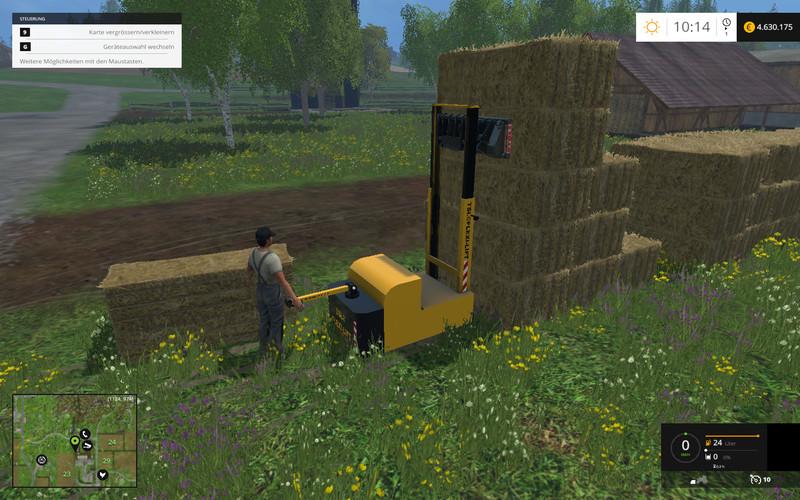 Genkinger EGG12 V 1 0clean for FS 2015 - Farming simulator 2019