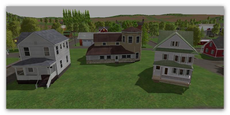 Http Www Farming2015mods Com Farming Simulator 2015 Placeable Objects House Set V 1 0 Fs 15
