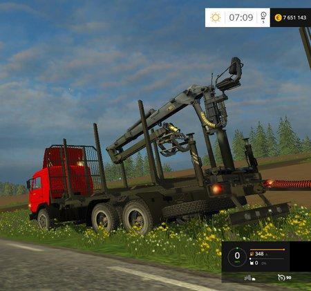 Truck Trailers Farming Simulator 2015
