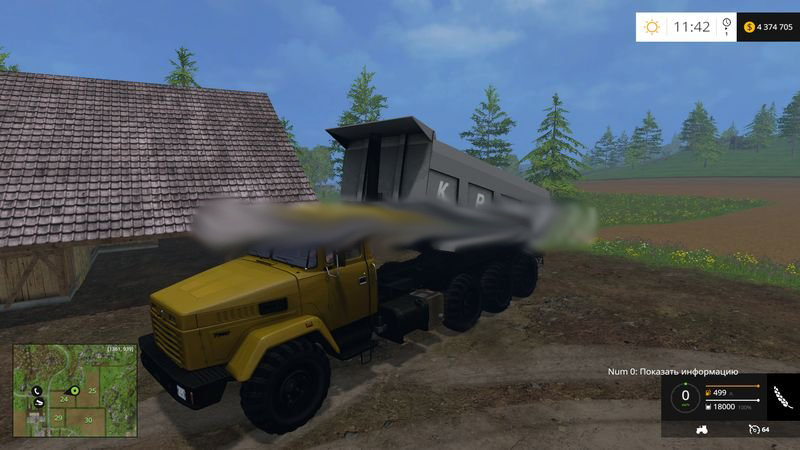 KrAZ 7140С6 Truck v 1 0 (1)