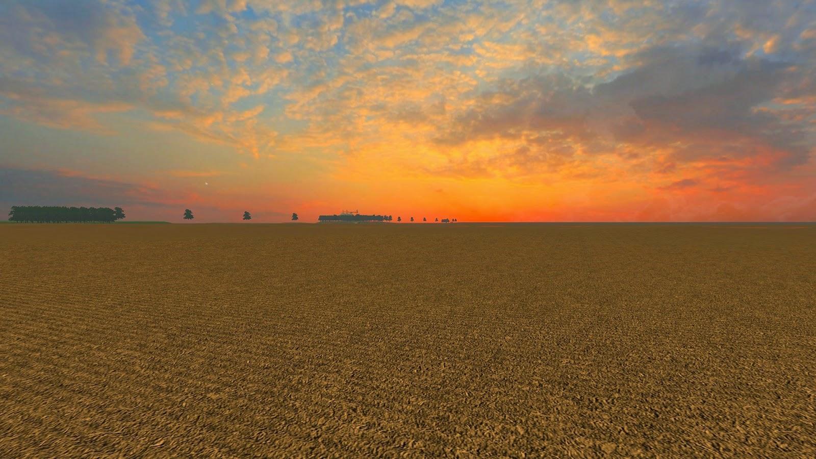 MAP FAZENDA SERIEMA V1 for FS 2015 Farming simulator 2017 2015