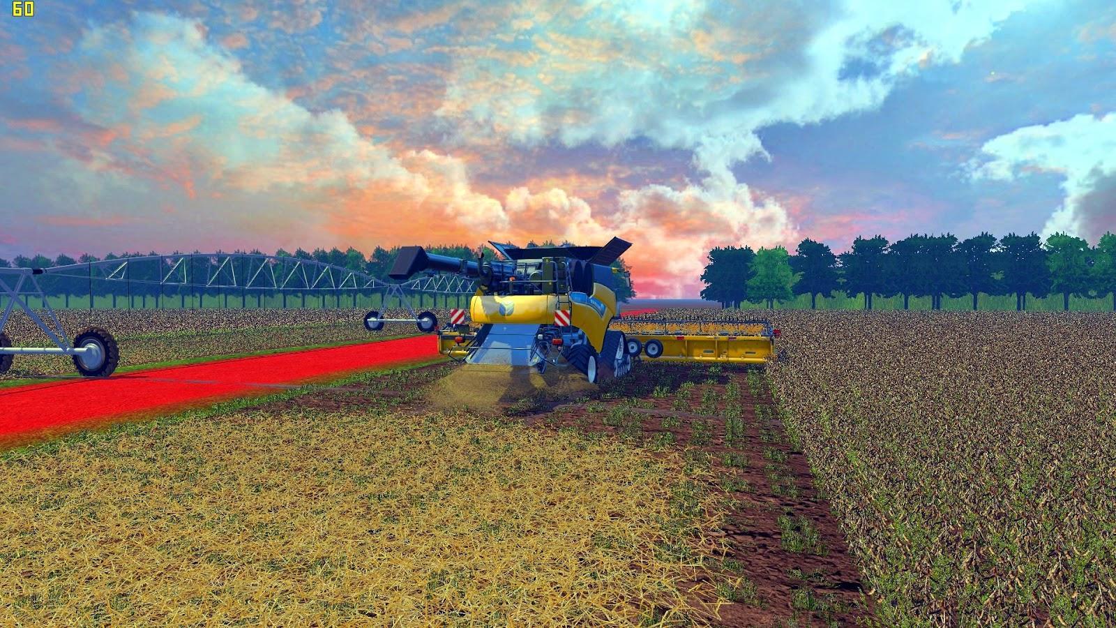 Играть прикольная ферма