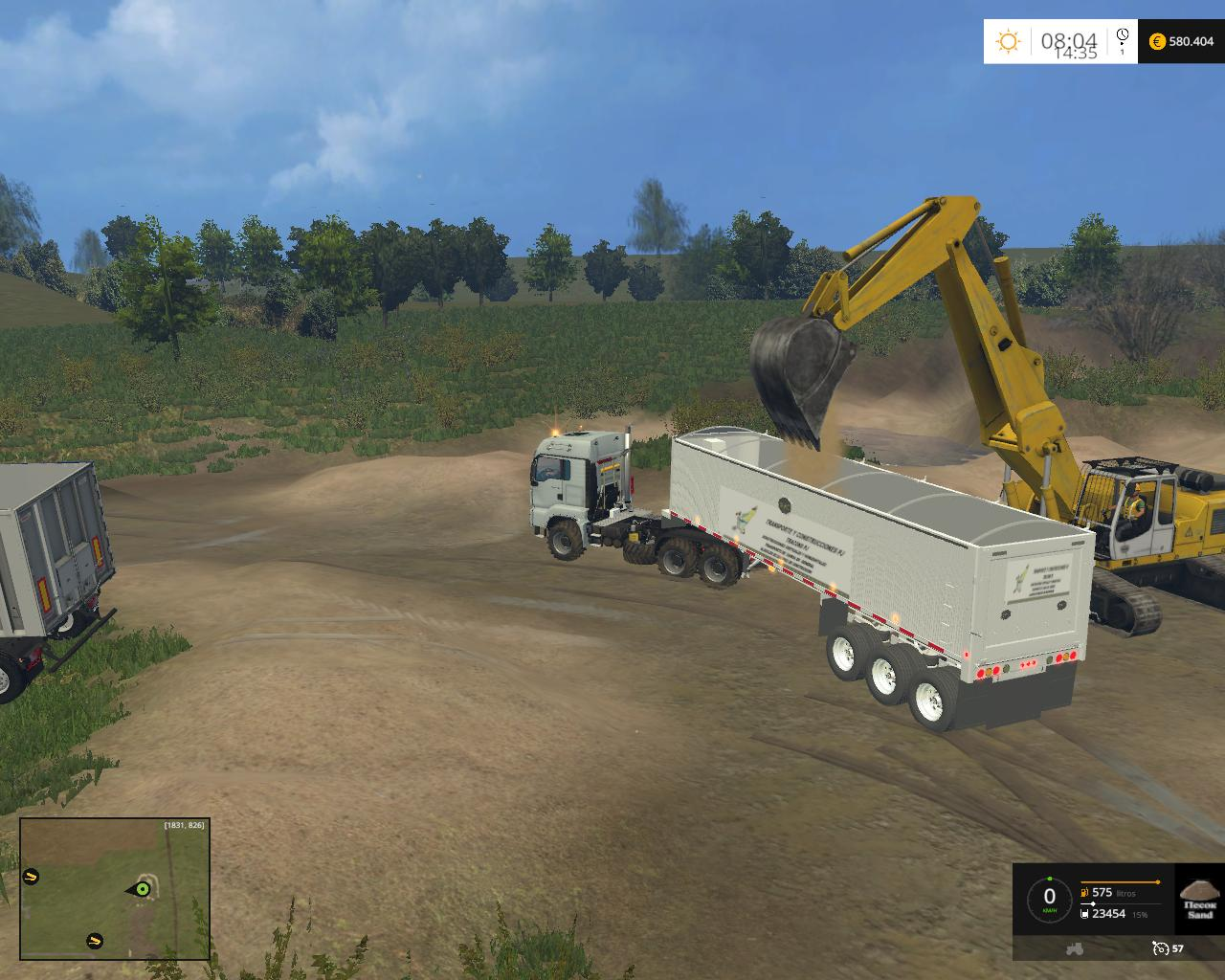 Mods Pack Fs15 V1 moreover sidedump in addition Diamondheavyhaul likewise Utility in addition 23489 1980 john deere 850 tractor  2wd  3766 hours  great running  just serviced. on tractor dump trailers