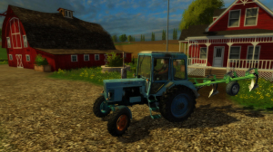 MTZ 82 1 Tractor for FS 15 (1)
