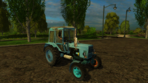 MTZ 82 1 Tractor for FS 15 (2)