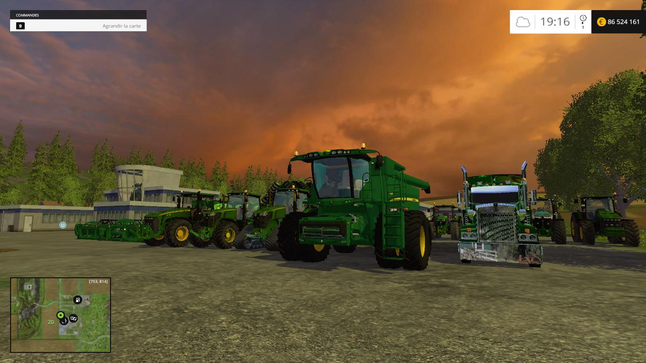 Mega Pack John Deere V 1 0 for FS 2015 - Farming simulator 2019