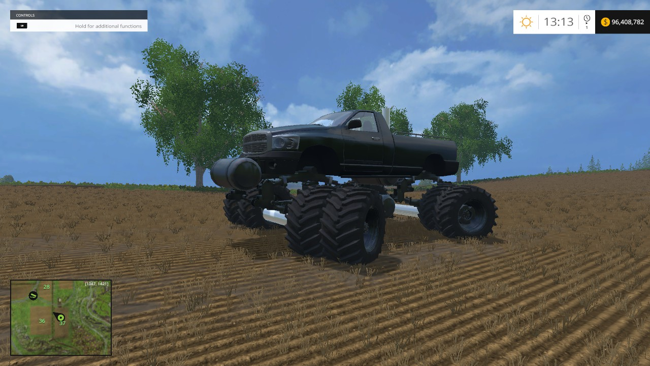 monster truck for fs 2015 farming simulator 2019 2017 2015 mod