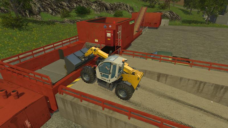 New Westbridge Hills Map V Farming Simulator - Farming simulator 2015 us map feed cows