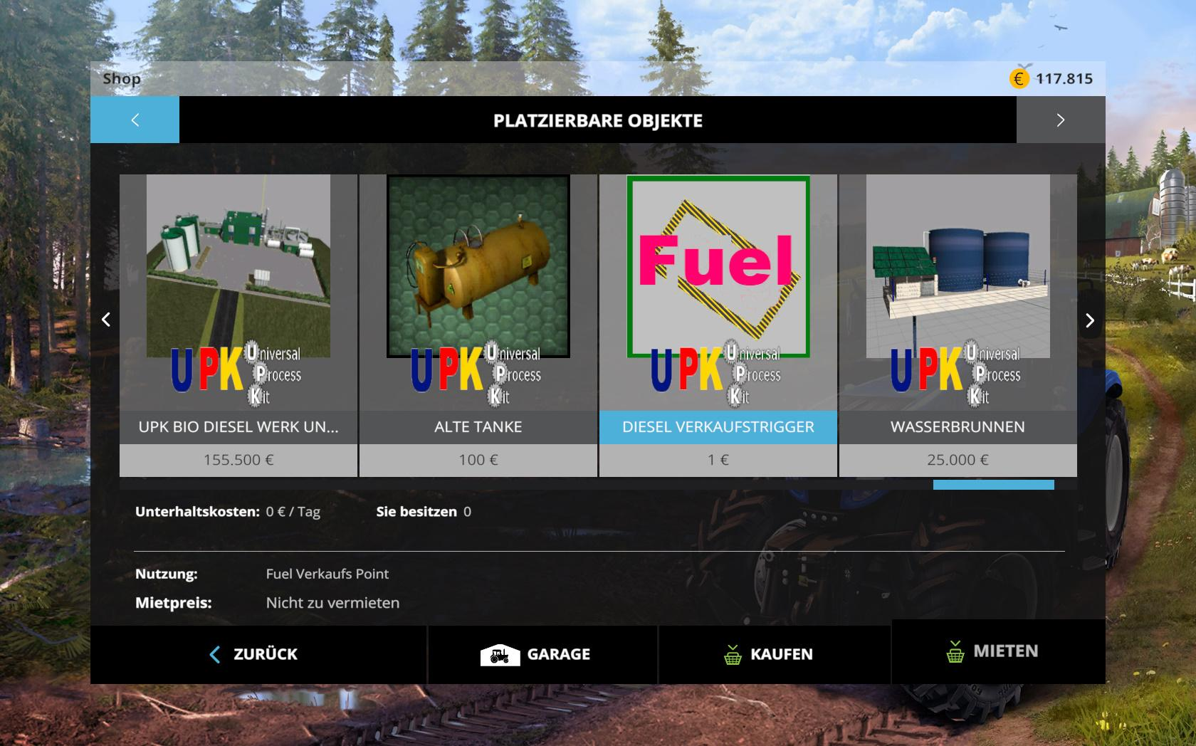 placeable bio fuel raffinerie mp 2 1 for fs 2015 farming simulator 2015 15 ls mod. Black Bedroom Furniture Sets. Home Design Ideas