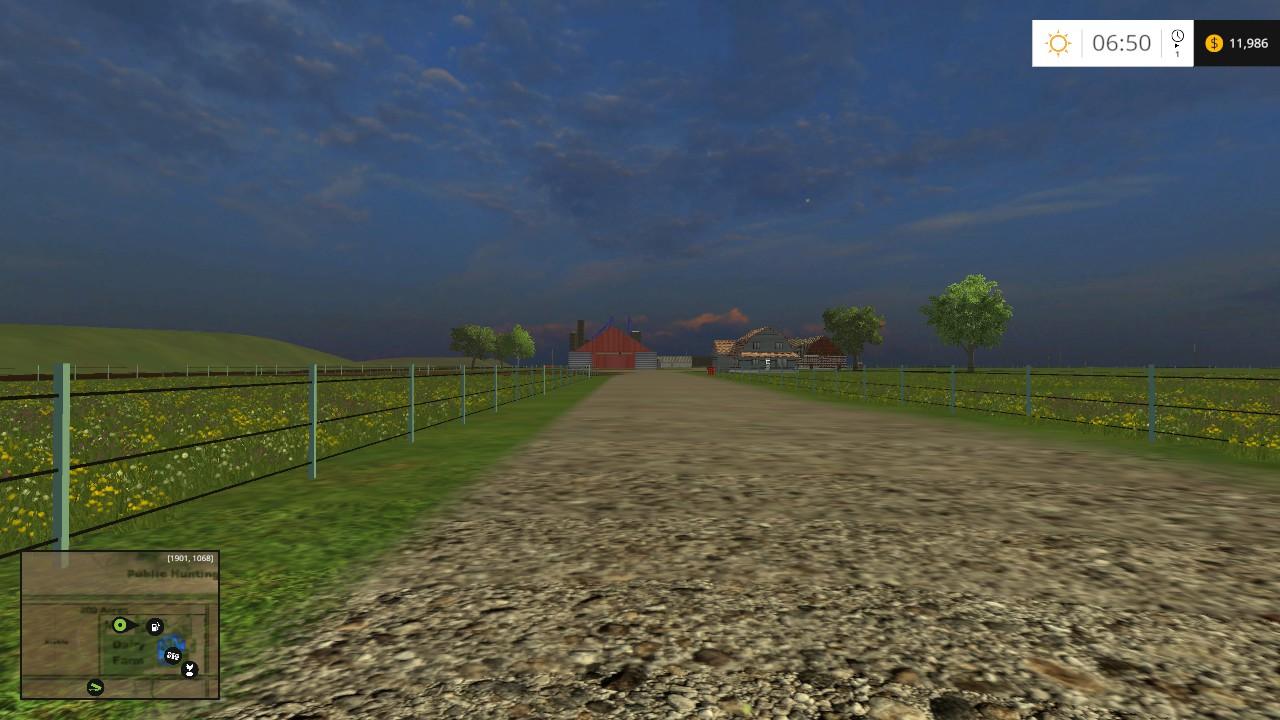Salem South Dakota FS Map For FS Farming Simulator - Farming simulator 2015 us map feed cows