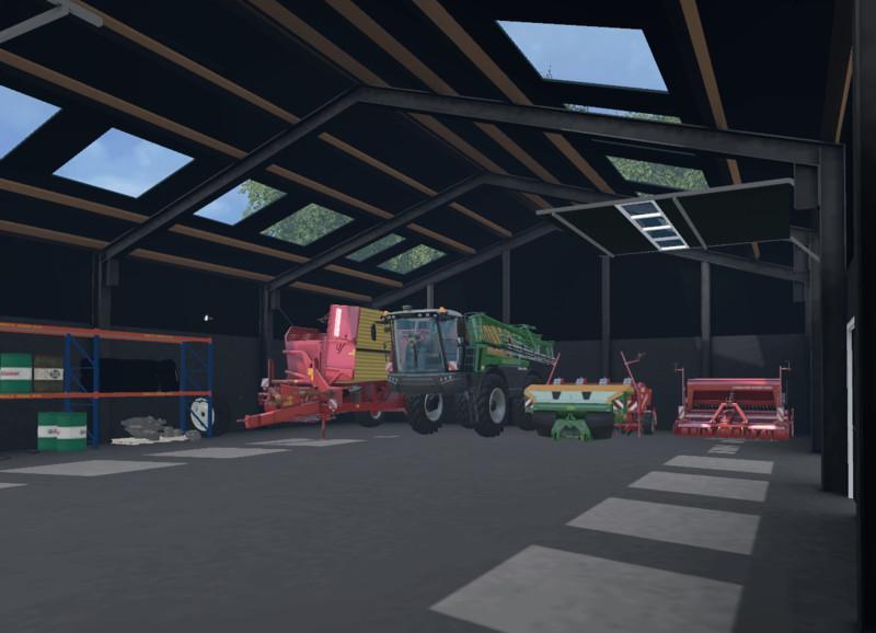 Shed Pack V 1 0 For Ls 2015 Farming Simulator 2015 15